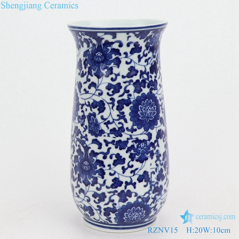 open arc pen tube small vase ceramic decoration