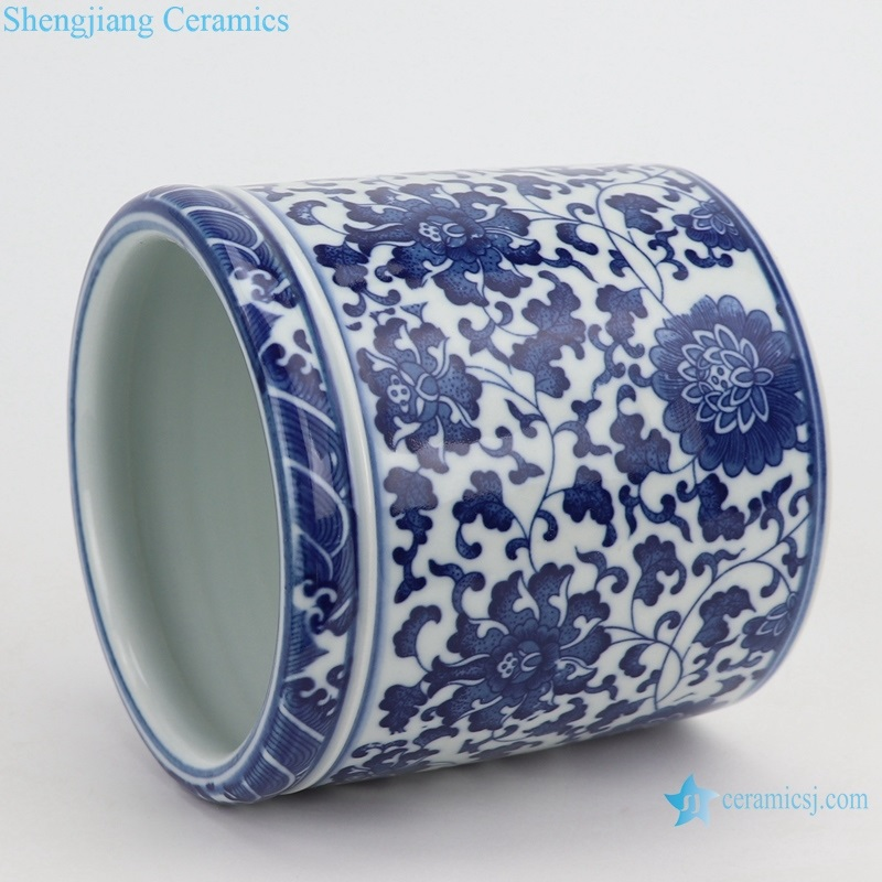 jingdezhen Elegant ceramic traditional blue and white