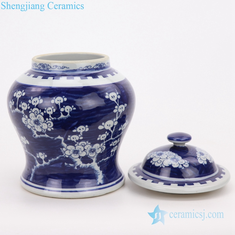 Chinese style storage jar planting jar groceries decoration