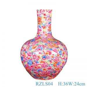 A Knowledge of pastel ceramics Chinese Ceramic Art——