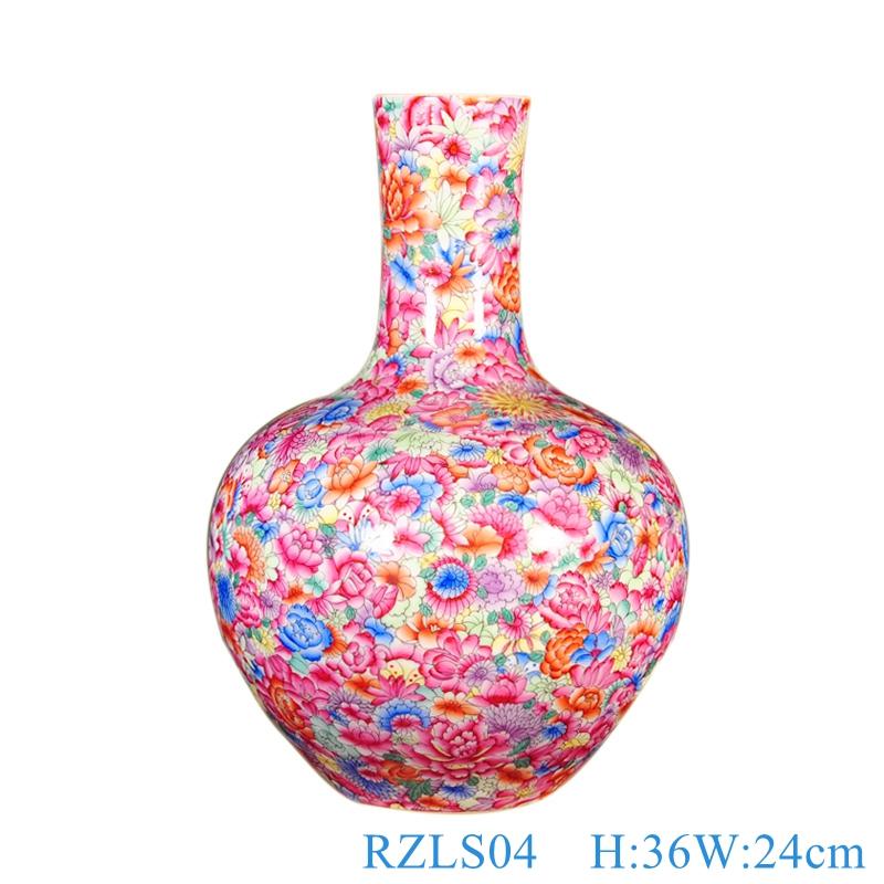 A Knowledge of pastel ceramics Chinese Ceramic Art——