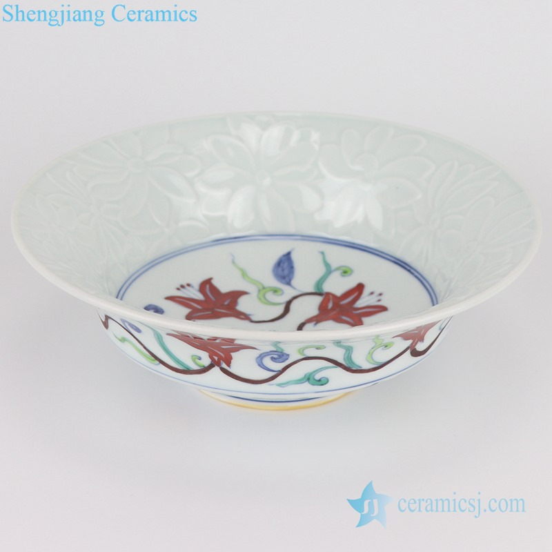 RZSA10-A/B/C CRASHINGCOLOR DESIGN BOWL