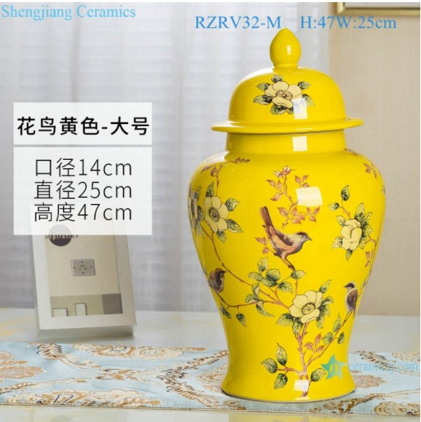 Colorful modern characteristic color glaze