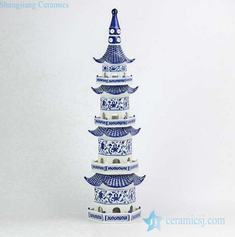 Jingdezhen Shengjiang ceramics factory hot-selling products-Pagoda