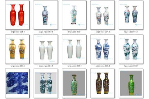 Jingdezhen Shengjiang ceramics factory hot-selling products-Big Vase