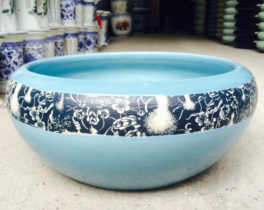 Jingdezhen Shengjiang ceramics factory hot-selling products-Flower pot