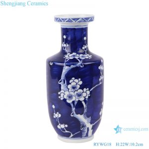 RYWG18 Chinese blue and white ceramic & porcelain vases home furniture dining room table sets