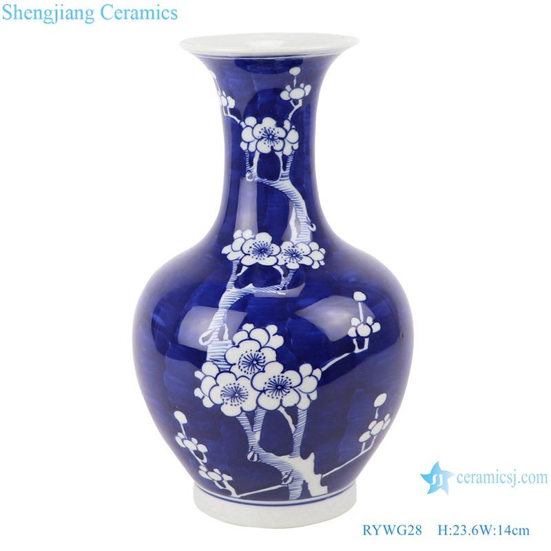 RYWG28 jingdezhen ceramics for living room decoration porcelain vase for home decor