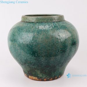 RZSP016 Jingdezhen modern creative handmade vase home TV counter decoration vase new Chinese pottery vase