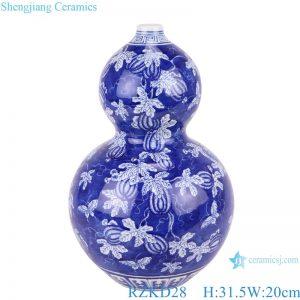 RZKD28 Calabash Ceramic Vase